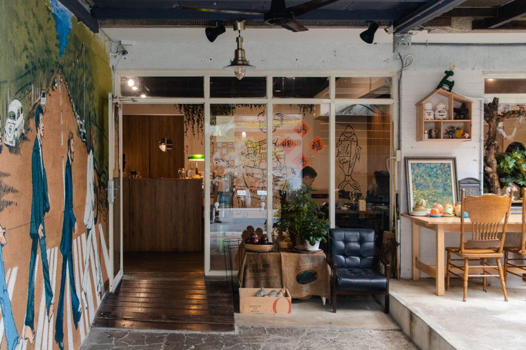 福旺珈琲餐館FOOD-WONG CAFE'